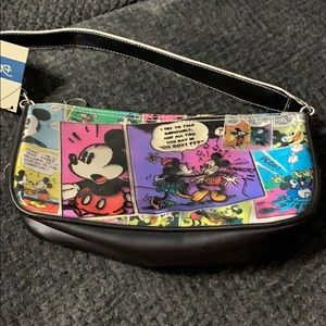 Disney store clutch purse